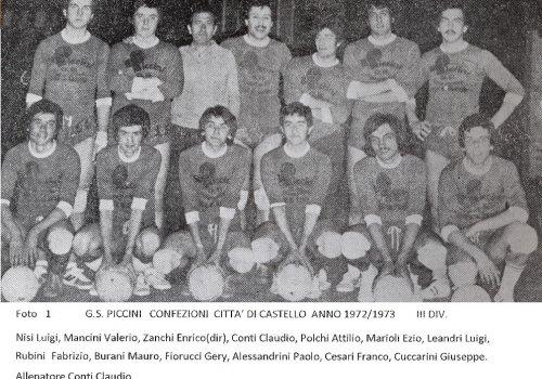 ....dagli archivi del volley..... AMARCORD  3 - anni 70
