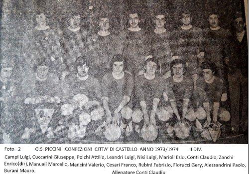 ....dagli archivi del volley..... AMARCORD  4 - anni 70