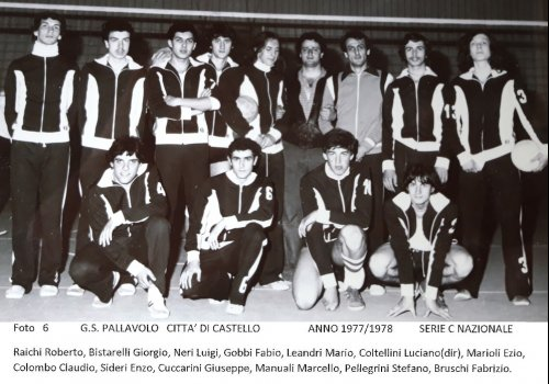 ....dagli archivi del volley..... AMARCORD  8 - anni 70