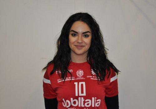 Marta Nardi nel roster 2021/2022 serie C