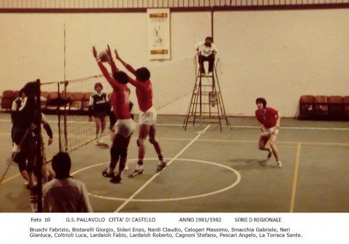 ....dagli archivi del volley..... AMARCORD  12 - anni 80