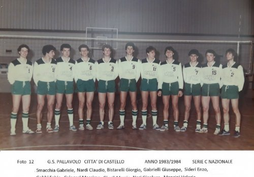 ....dagli archivi del volley..... AMARCORD  14 - anni 80