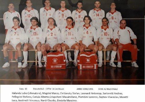 ....dagli archivi del volley..... AMARCORD  21 - anni 90