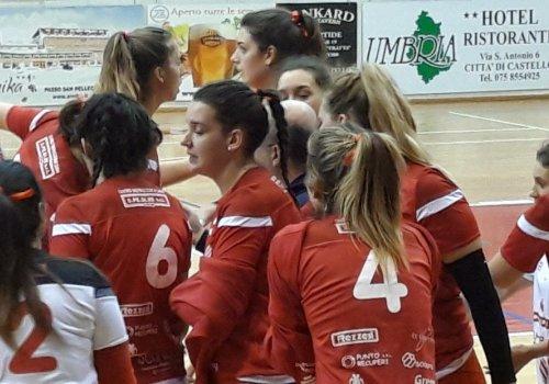 serie C femminile - CITTA DI CASTELLO-FOSSATO