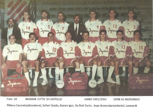 ....dagli archivi del volley..... AMARCORD  22 - anni 90