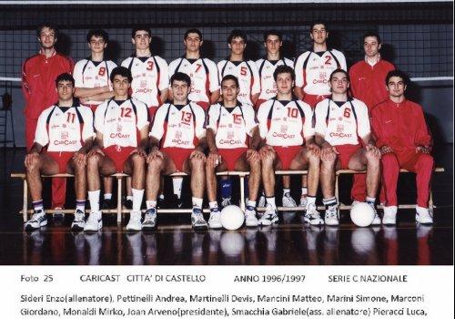 ....dagli archivi del volley......AMARCORD   27 - anni 90