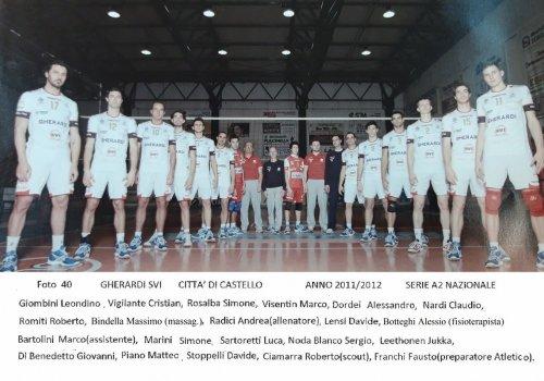 ....dagli archivi del volley..... AMARCORD   42 - anni 2010
