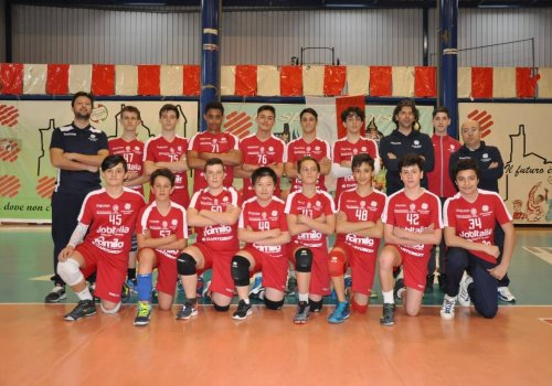 under 14 maschile - campioni regionali