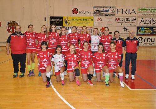 serie C femminile - 1° di campionato