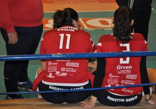 video - Trasimeno Volley/Città di Castello  3/1 CF 9 Feb 2019