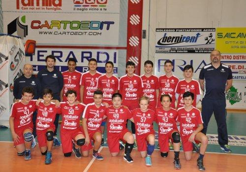 Finale Regionale under 14 maschile