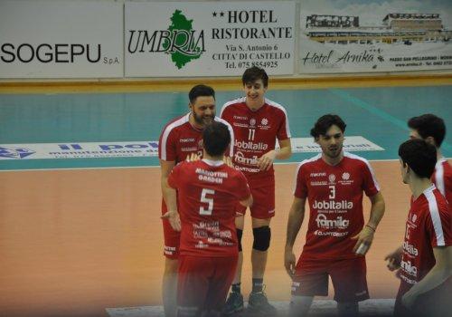 Big match a Foligno per la Sserie C maschile