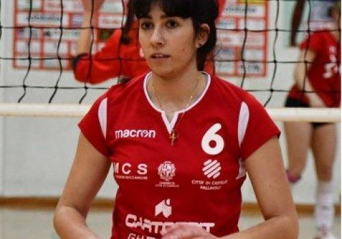 Elena Alivernini nel roster  serie C stagione 2021-2022