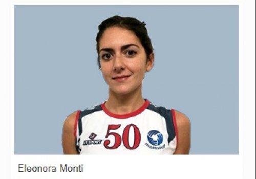 Eleonora Francesca Monti nel roster - Stagione agonistica 2021/2022 -