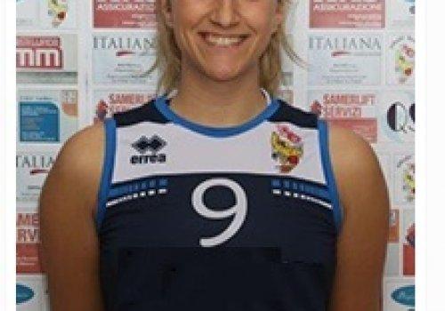 Federica Nofri Onofri nel roster - Stagione agonistica 2021/2022 -