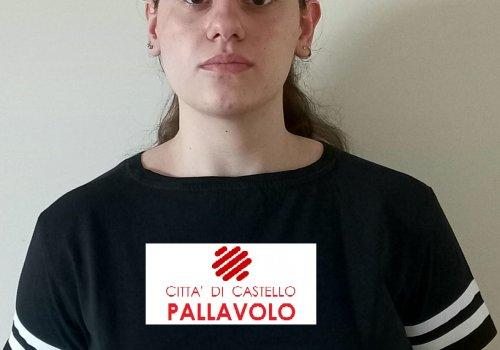 Giulia Lucaccioni nel roster  2021/2022 serie C