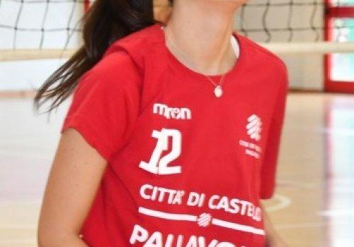 Ilaria Gnassi nel roster stagione  agonistica 2021 / 2022
