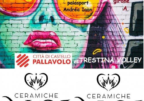 CITTA' DI CASTELLO PALLAVOLO - UNDER 17 ROSSA inizia il campionato