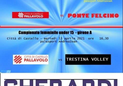 CITTA' DI CASTELLO PALLAVOLO - SETTORE GIOVANILE -