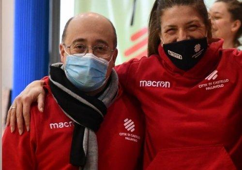 BRIZZI & RANIERI - staff tecnico serie C f  - anno 2021/2022