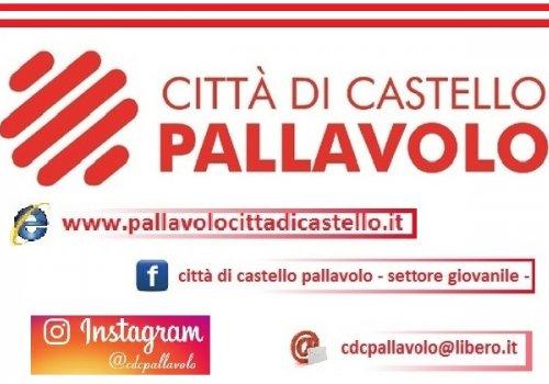CITTA' DI CASTELLO PALLAVOLO - SETTORE GIOVANILE - Richiesta del presidente Caselli alla FIPAV Umbria
