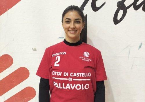VALERIA  RELLINI  completa il roster di serie C f
