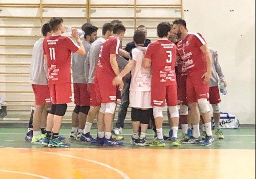Serie C Maschile vittoria a Sansepolco