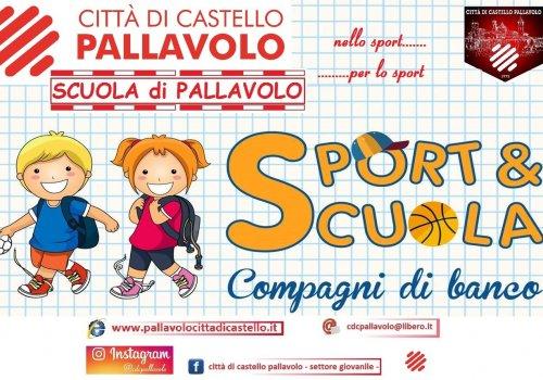 SCUOLA & PALLAVOLO///PALLAVOLO & SCUOLA