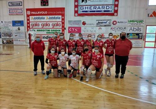 CITTA' DI CASTELLO PALLAVOLO - Team under 19 ai play-off