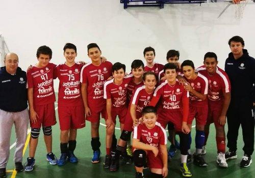 Campionato regionale under 14 maschile